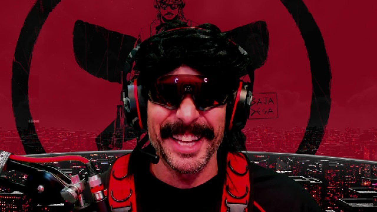 DrDisrespect has Reportedly been Banned from Twitch 2