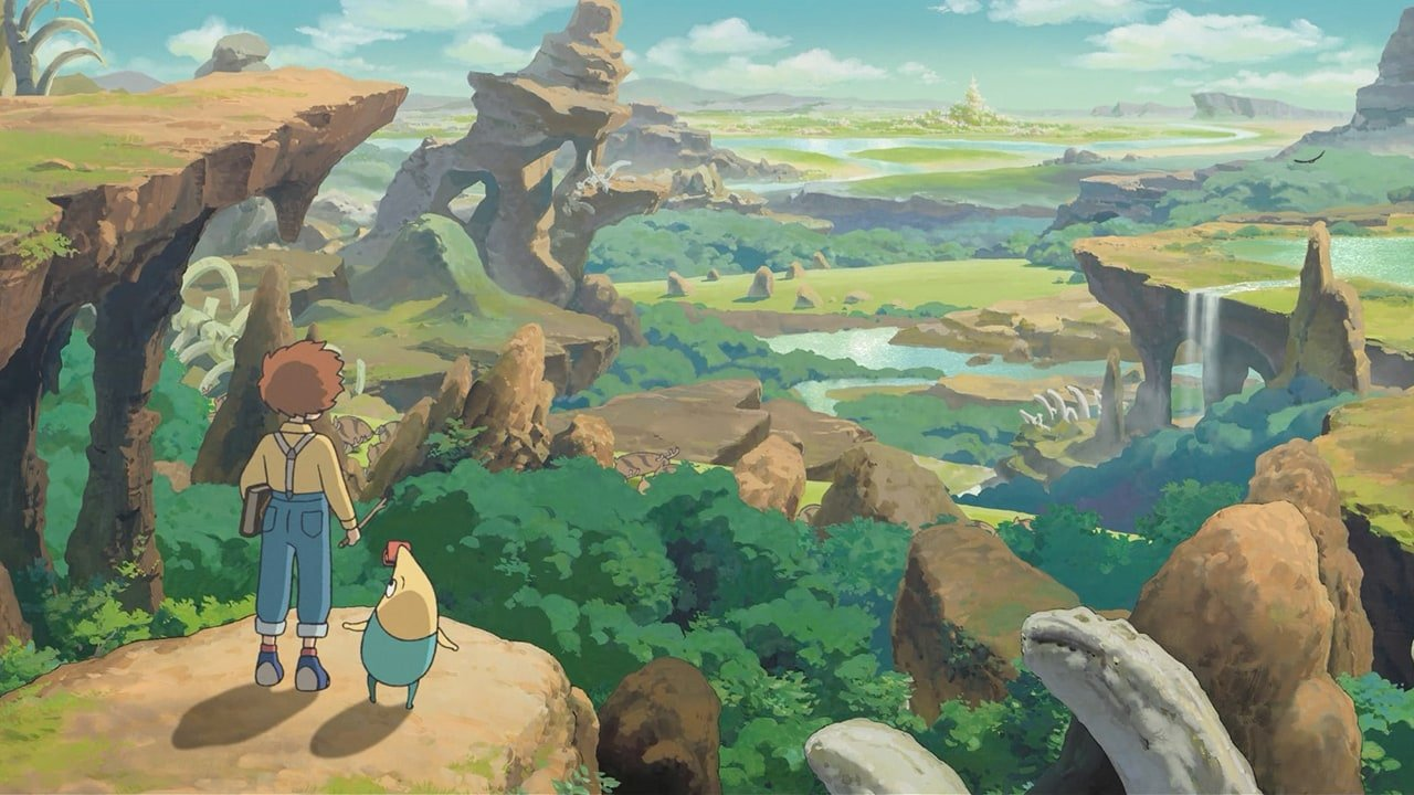 Enter A World Of Fantasy This Summer With These Switch Rpg'S 2