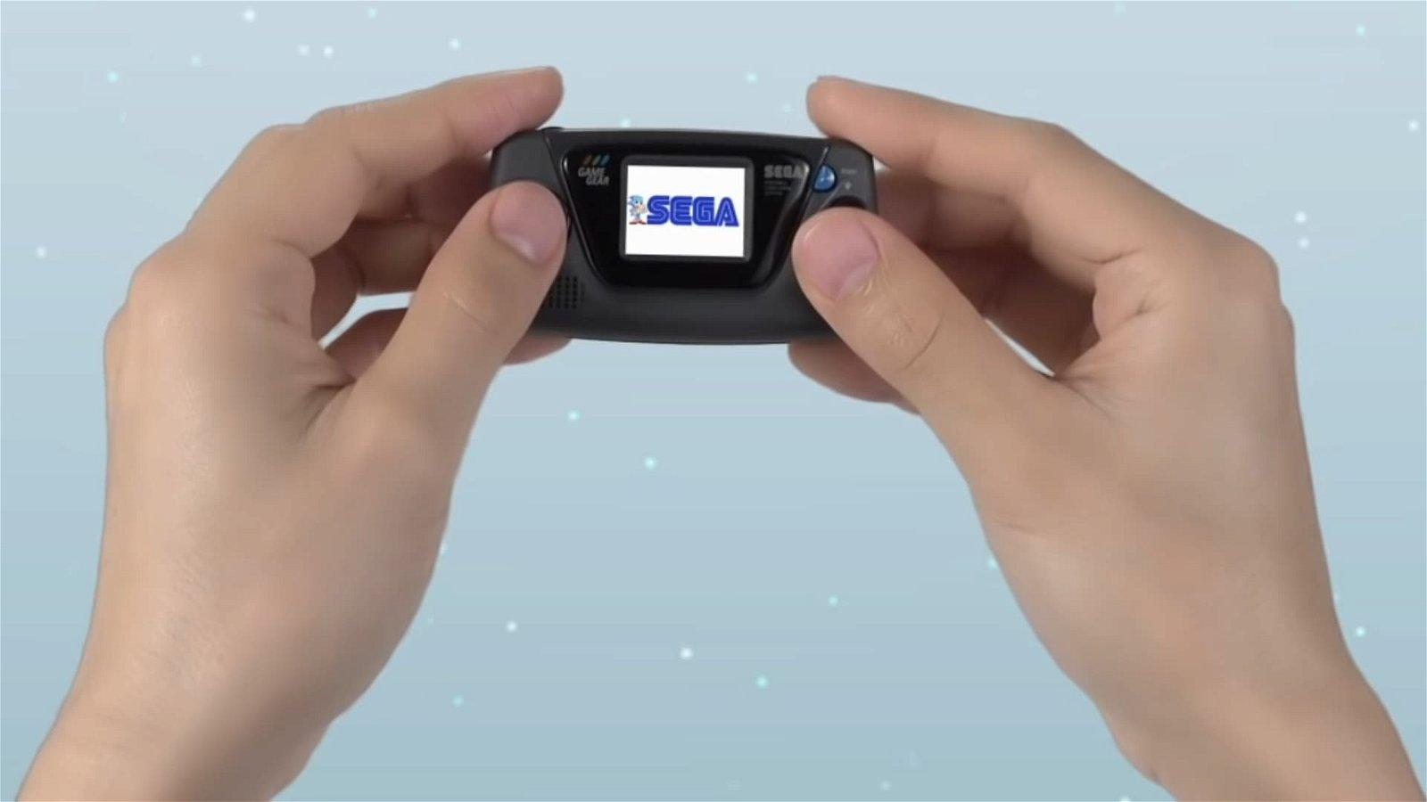 Sega Announces Incredibly Fun-Sized Game Gear Micro