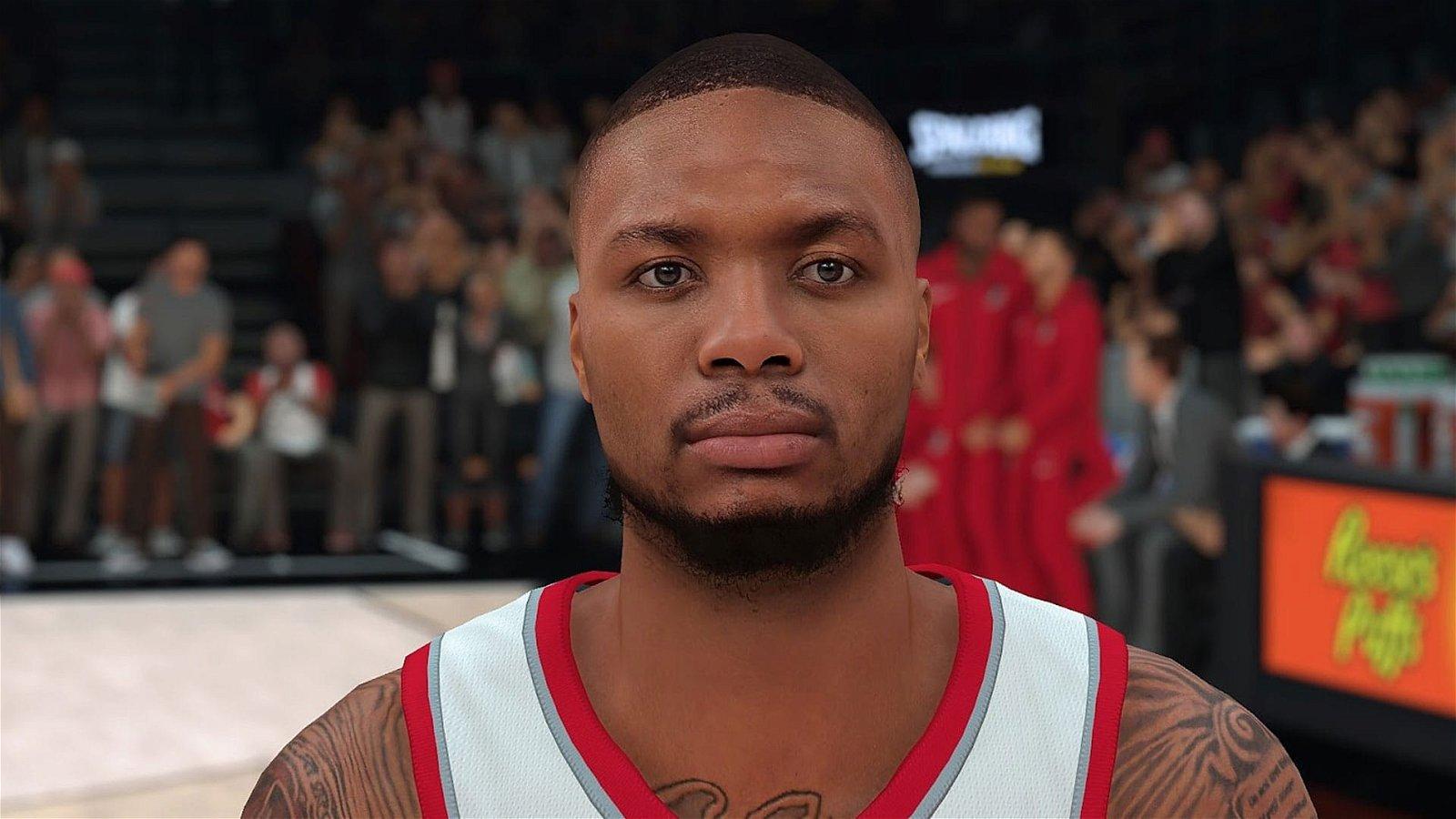 NBA 2K21 Reveals Damian Lillard As First Cover Star 2