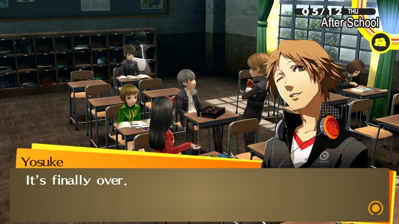 Persona 4 Golden (PC) Review 4