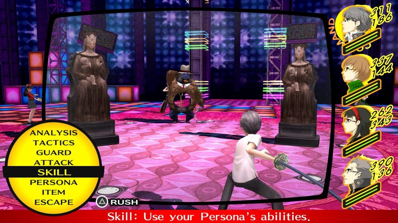 Persona 4 Golden (PC) Review 6