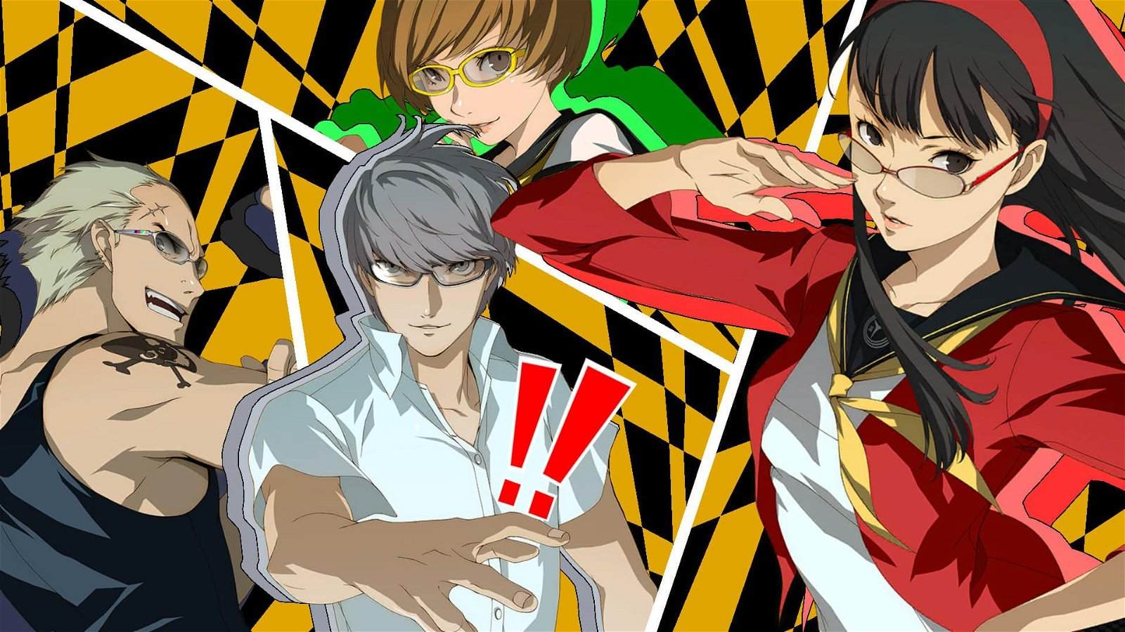 Persona 4 Golden (PC) Review 1