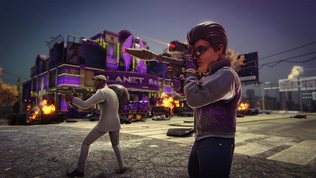 Saints Row: The Third Remastered Review 1