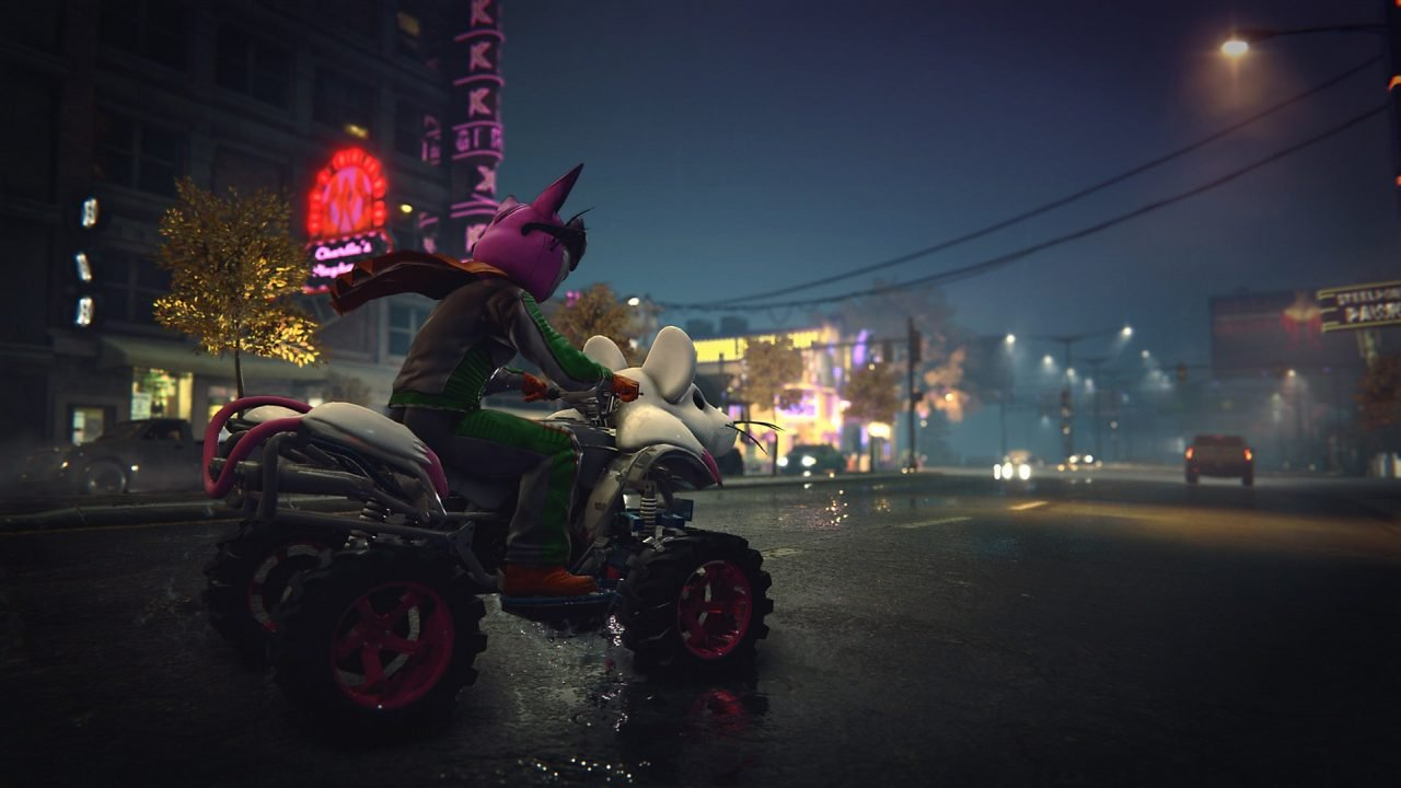 Saints Row: The Third Remastered Review 2