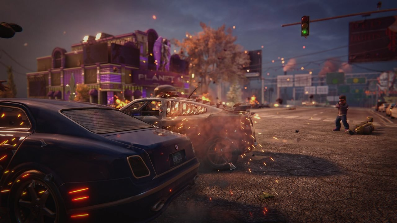 Saints Row: The Third Remastered Review 3