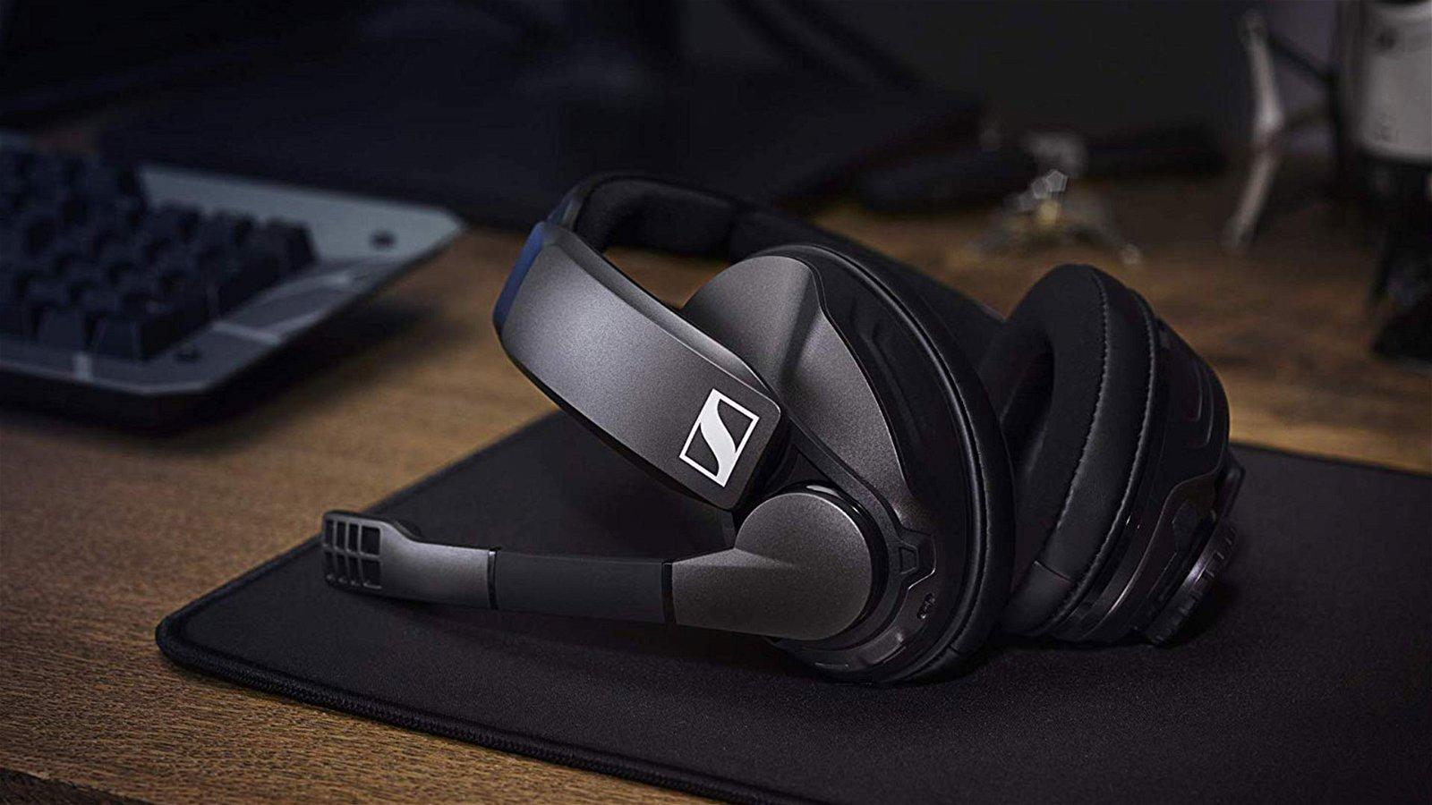 Sennheiser GSP 370 Headset Review 3