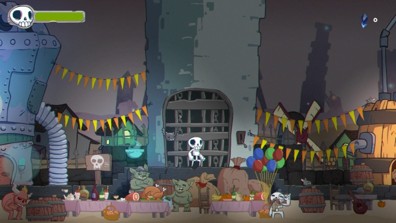 Skelattack Review 1