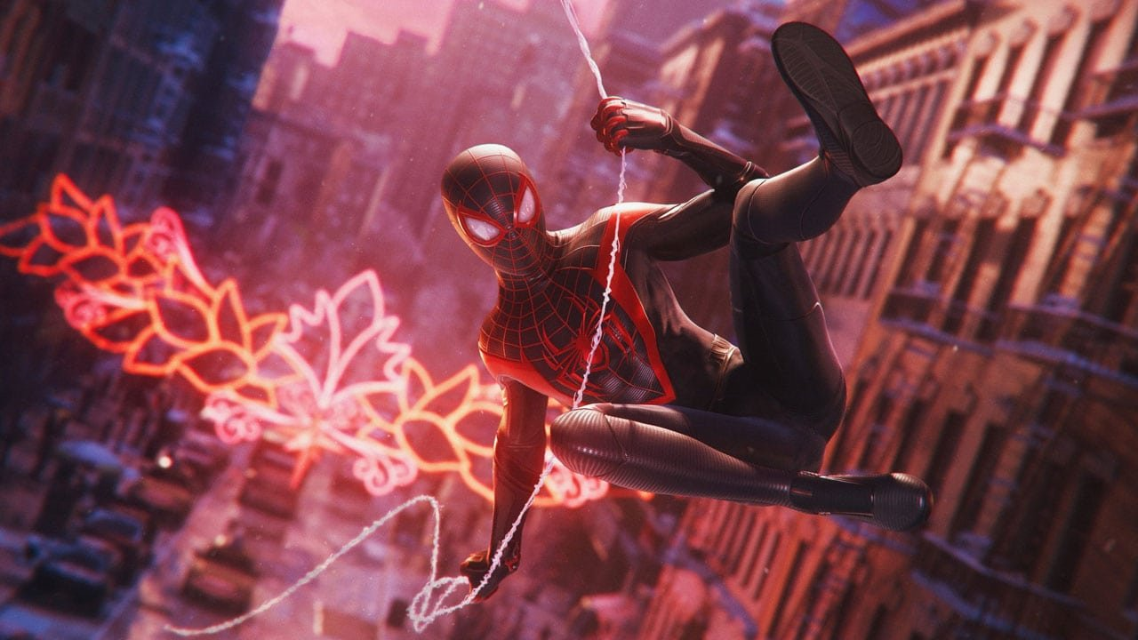 Spider-Man Miles Morales Is a Standalone PS5 Expansion