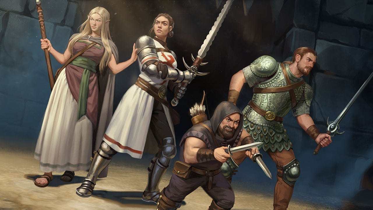 The Dark Eye: Book of Heroes Review 1
