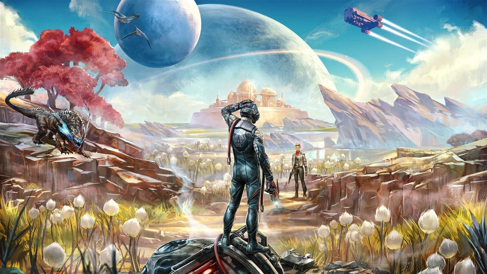 The Outer Worlds Nintendo Switch Review 4