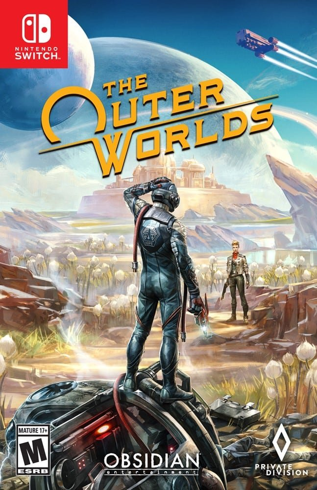 The Outer Worlds Nintendo Switch Review 3