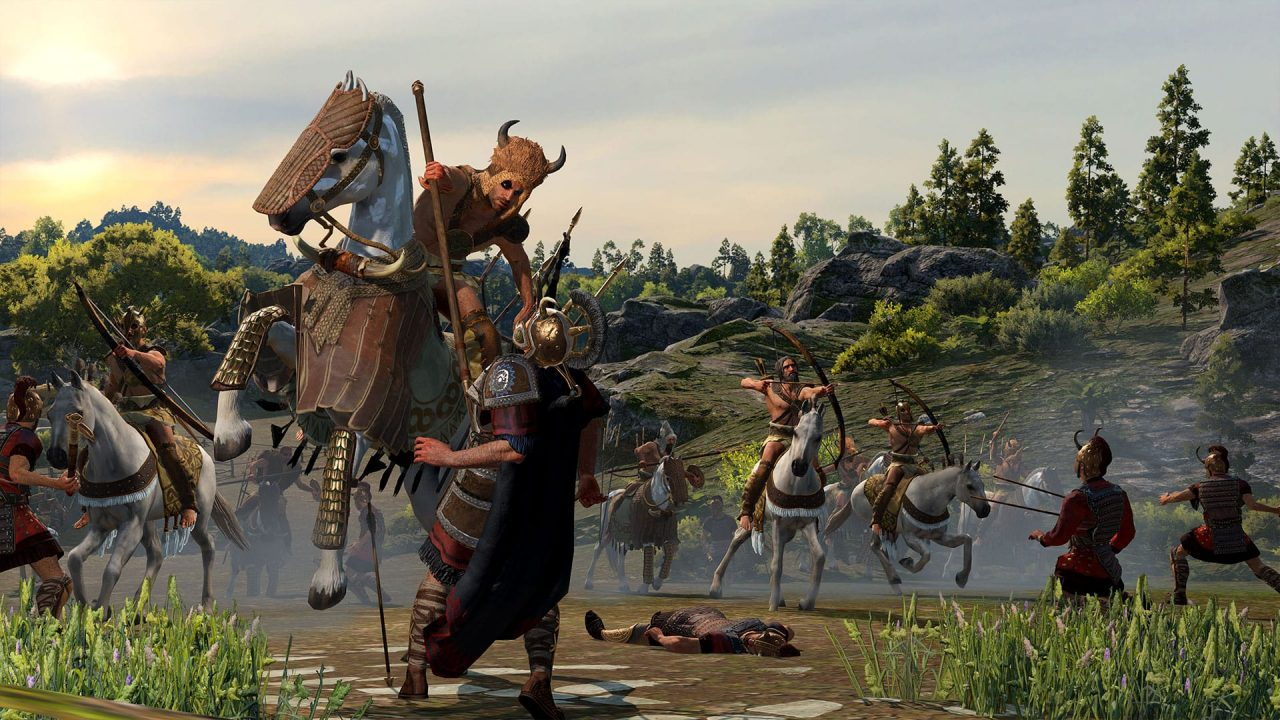 Total War Saga: Troy Mixes Myth And Reality Into Something Magical