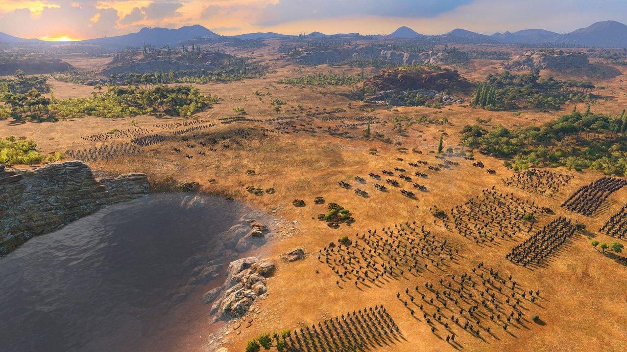 Total War Saga: Troy Mixes Myth And Reality Into Something Magical 1