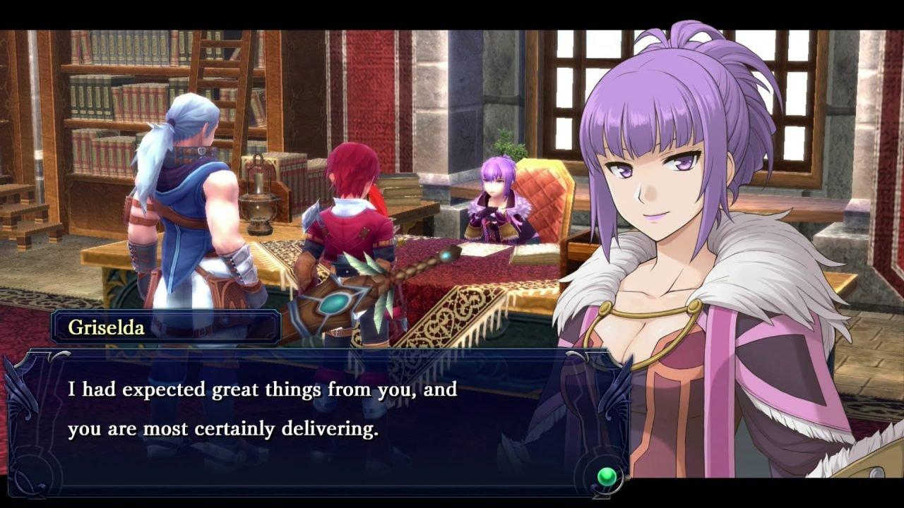 Ys: Memories Of Celceta (Playstation 4) Review