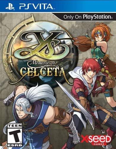 Ys: Memories of Celceta (PlayStation 4) Review 4