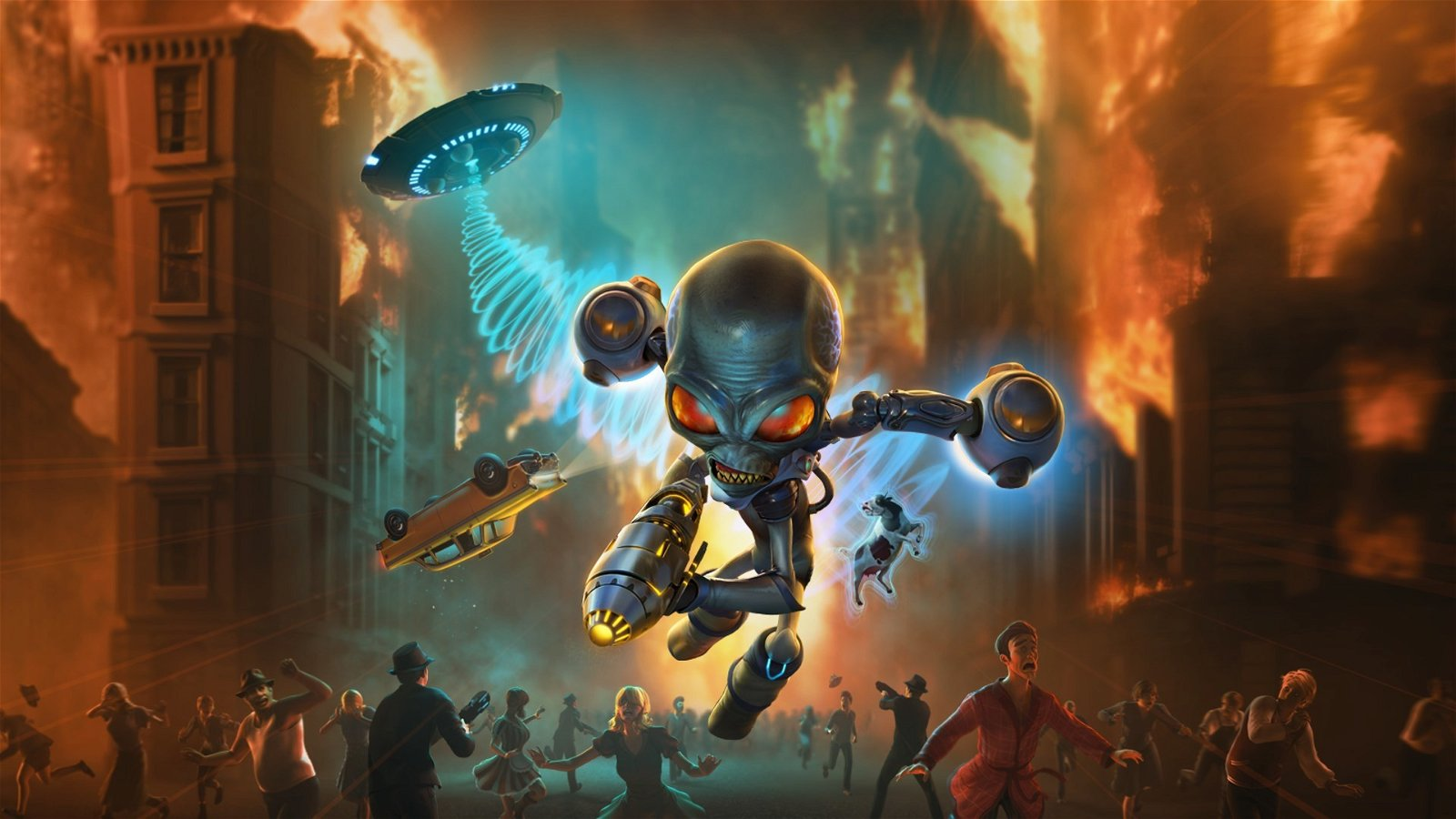 Destroy All Humans! (Remake) Review 31