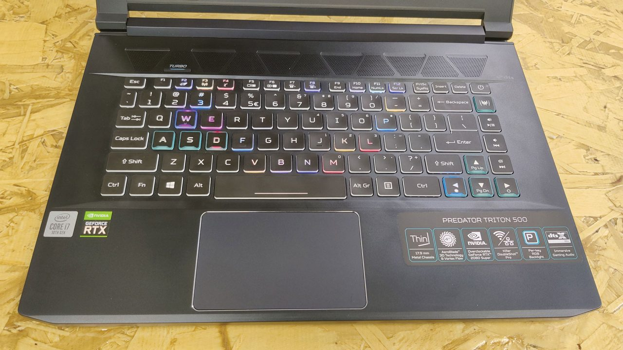 Acer Predator Triton 500 3