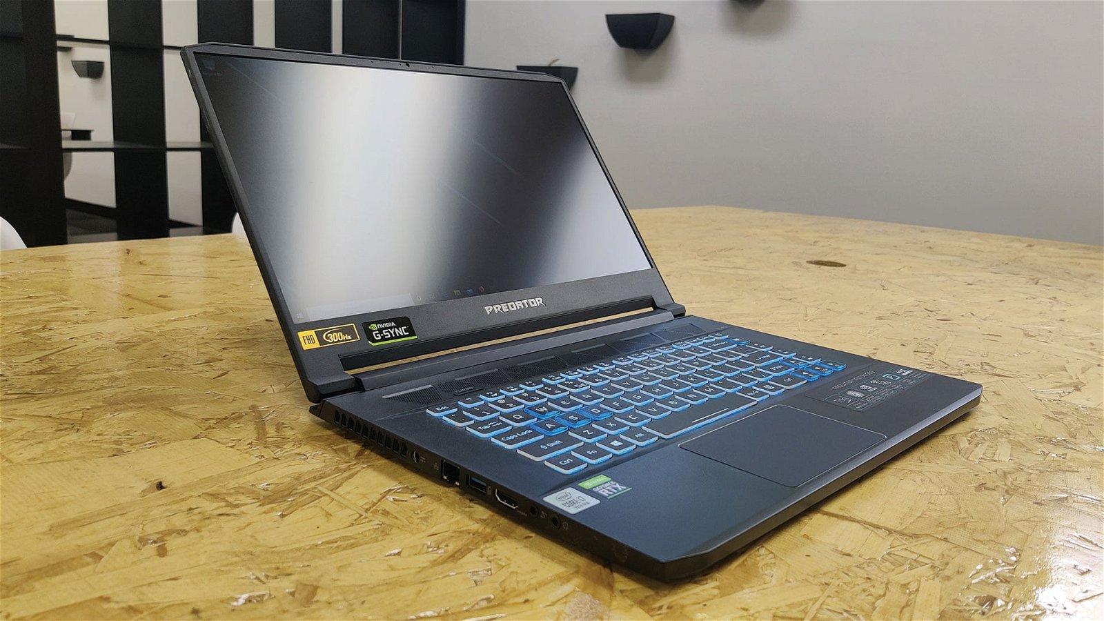 Acer Predator Triton 500 2