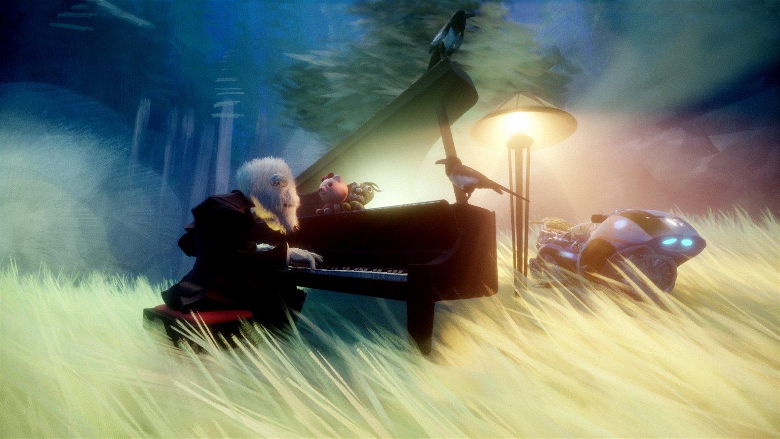 Dreams VR Update Arrives for PS4 2