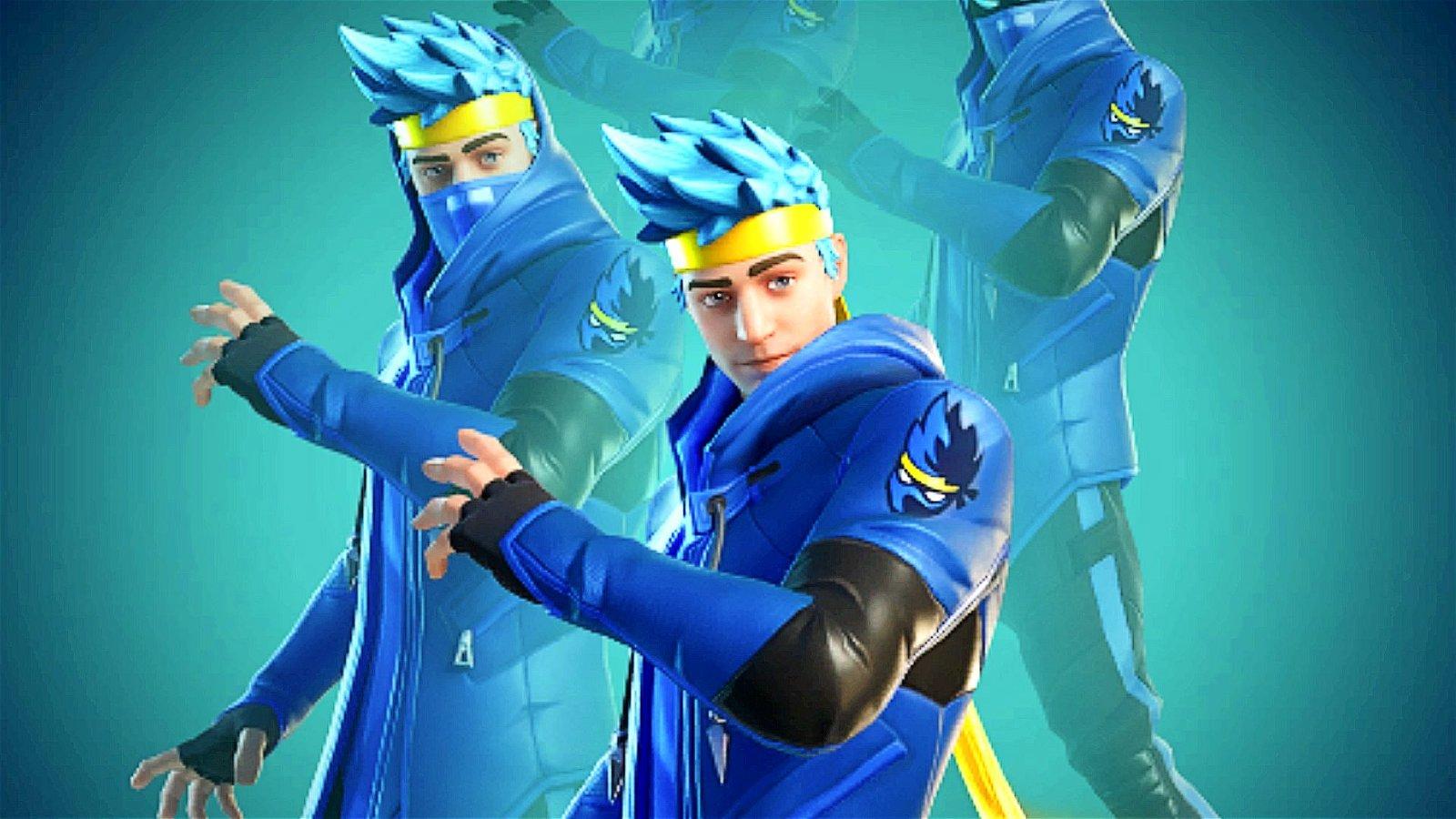 Ninja Makes First Fortnite Stream on YouTube Gaming