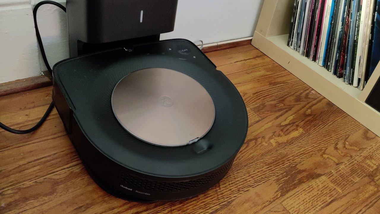 Irobot Roomba S9 Review 5