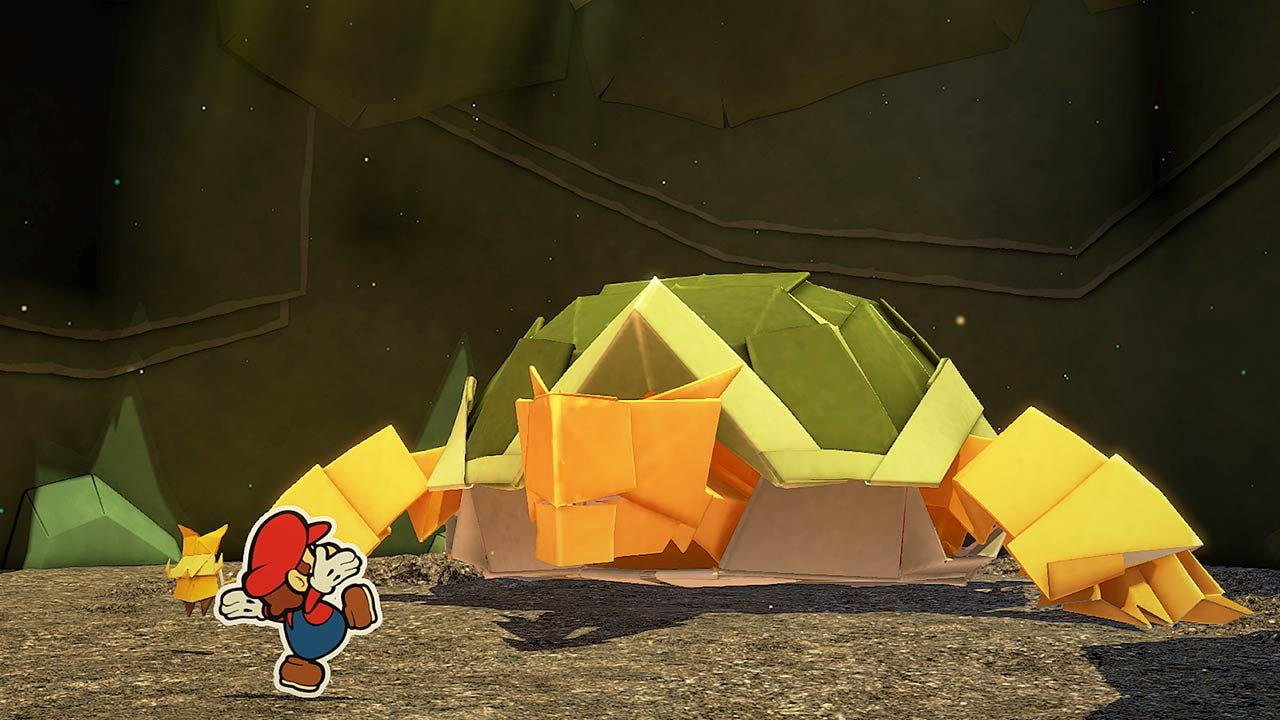 Paper Mario: The Origami King Review 5