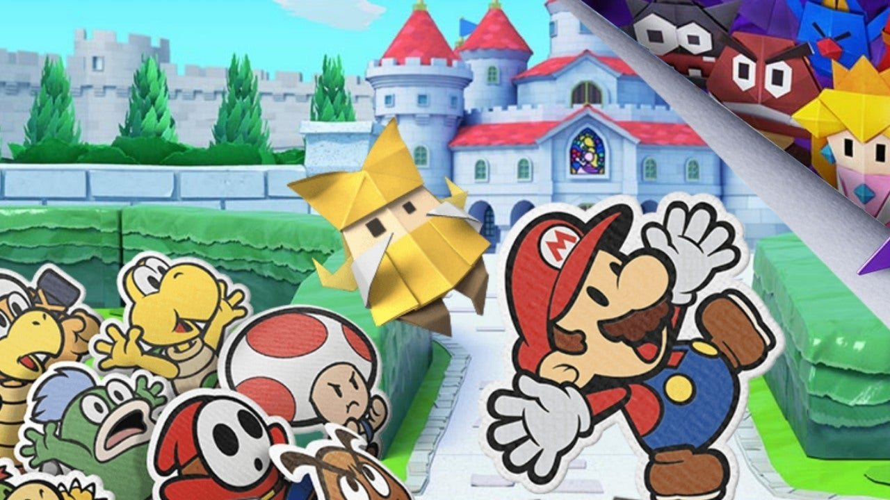 Paper Mario: The Origami King Review 1