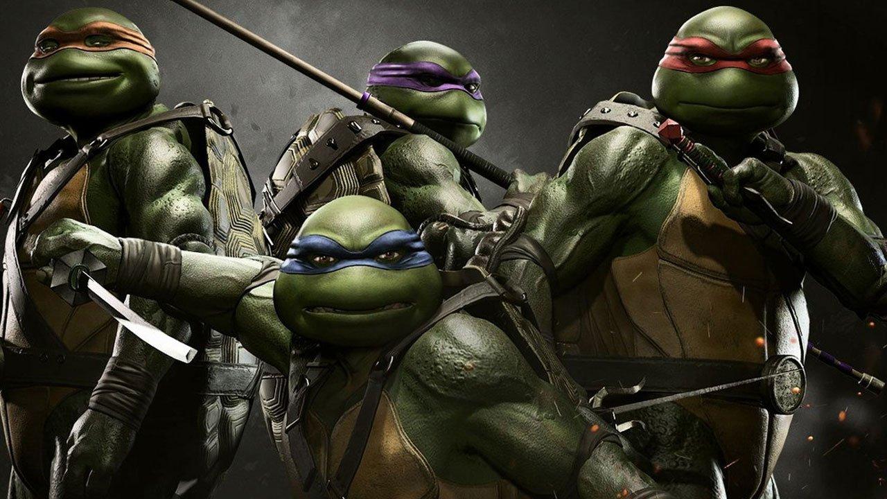 Seth Rogen Producing Ninja Turtles CG Reboot 2