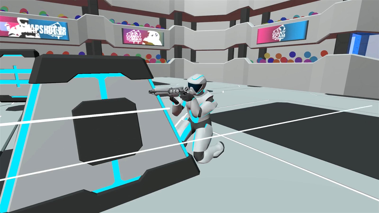 SnapShot VR Brings High Level Paint-balling to PC 2
