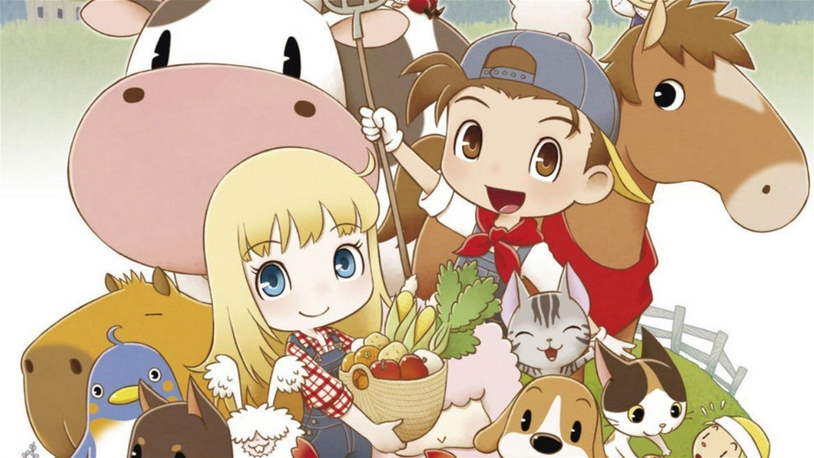 Story of Seasons: Friends of Mineral Town Review 5