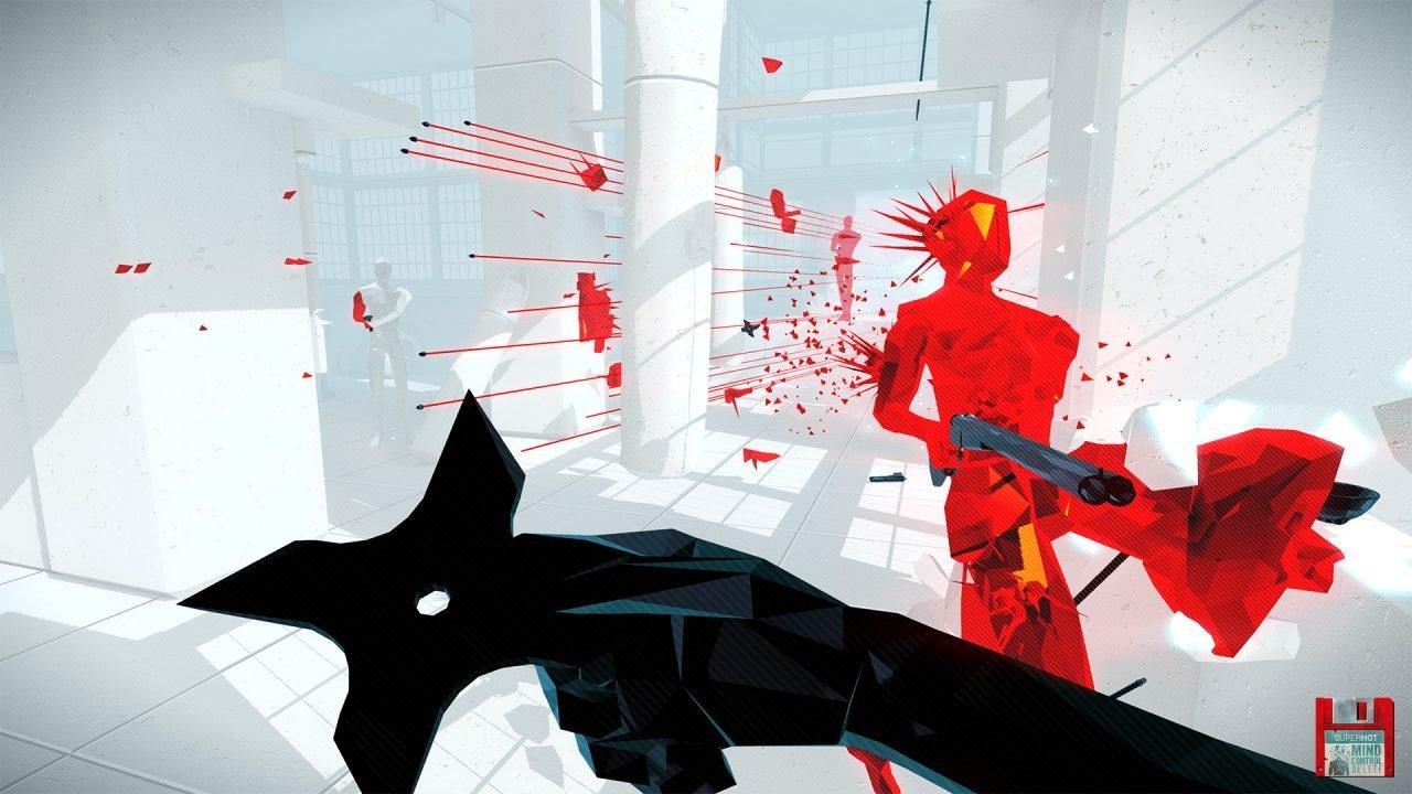 Superhot: Mind Control Delete Continues The Bullet Time Saga 1