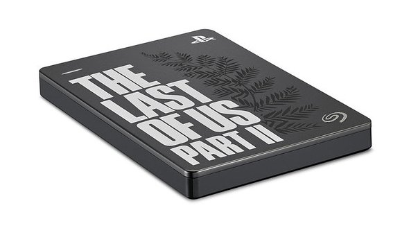The Last Of Us Part 2 Limited Edition 2 Tb Game Drive 3
