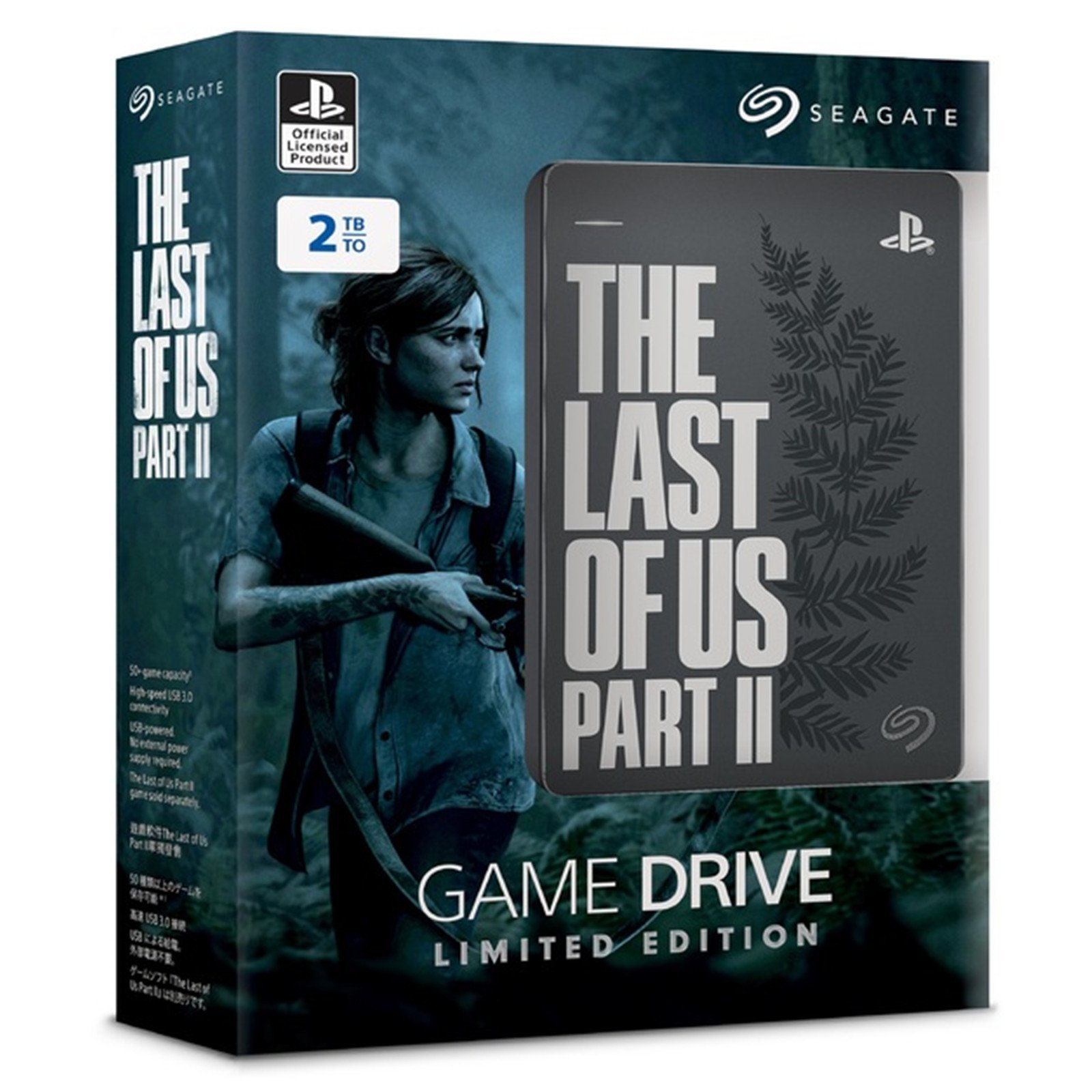 The Last of Us Part 2 Limited Edition 2 TB Game Drive Review 3