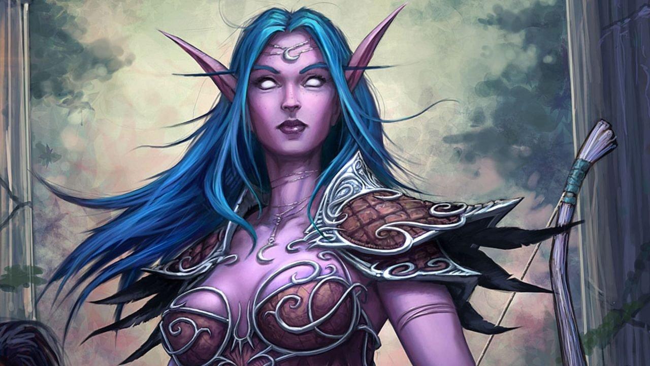 World Of Warcraft: Shadowlands Lets You Change Genders For $0