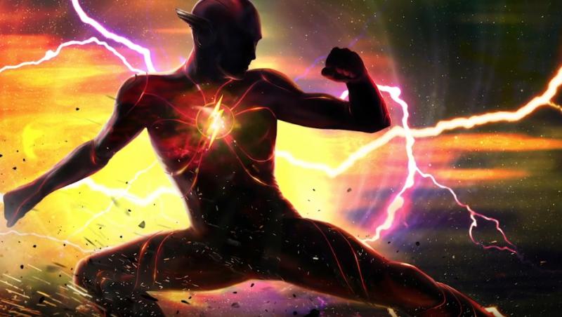 Ezra Miller's Flash Movie Plot Revealed