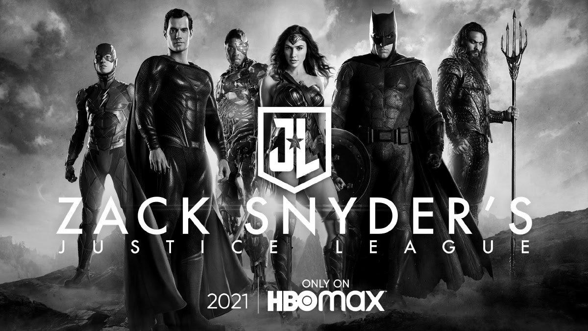 Justice League: Snyder Cut Split into Four Parts 1