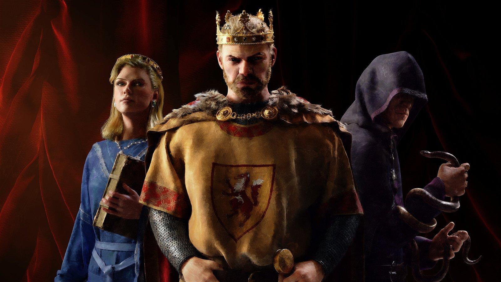 Crusader Kings III Review 5