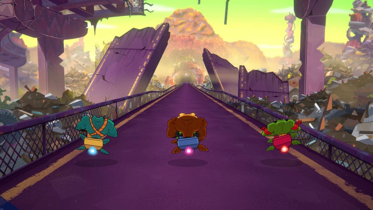 Battletoads Review (Xbox One) Review