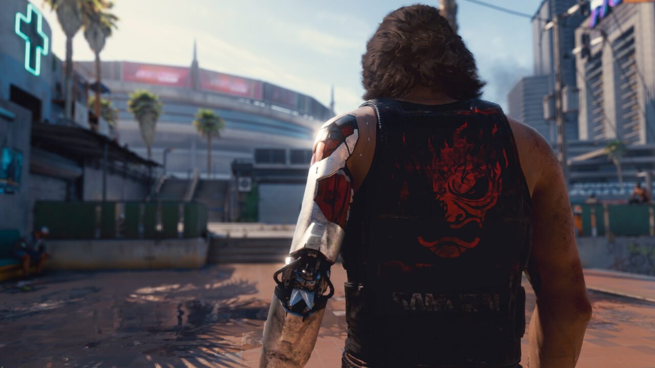 Cyberpunk 2077 Plays Very Differently From Starting Choices