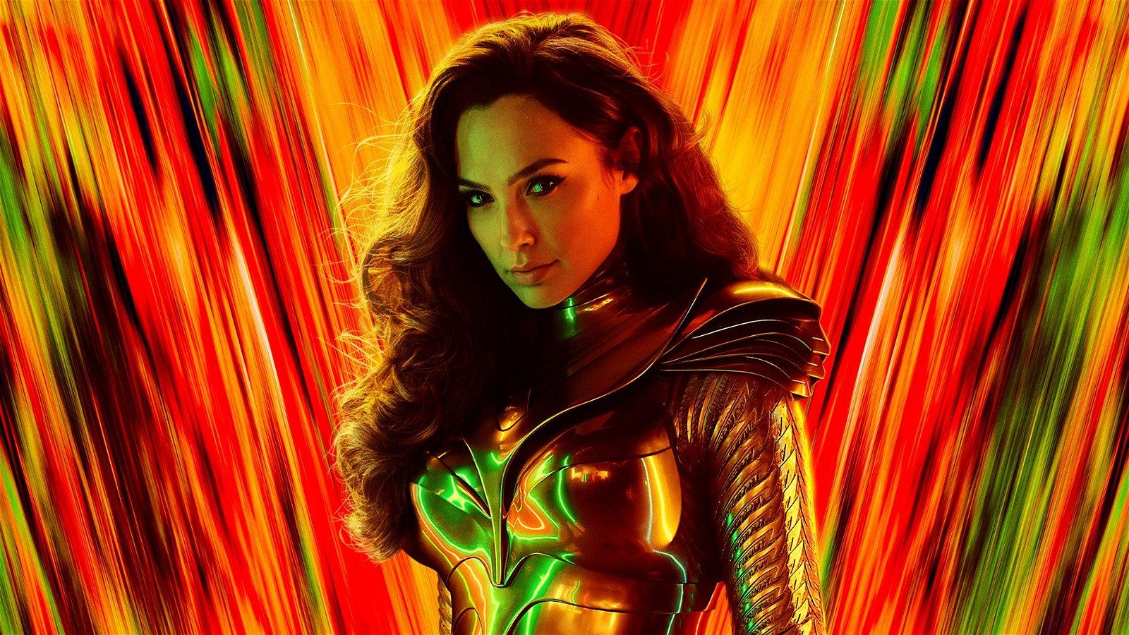 DC Fandome Panel: Wonder Woman 1984 Bring a New Trailer 2