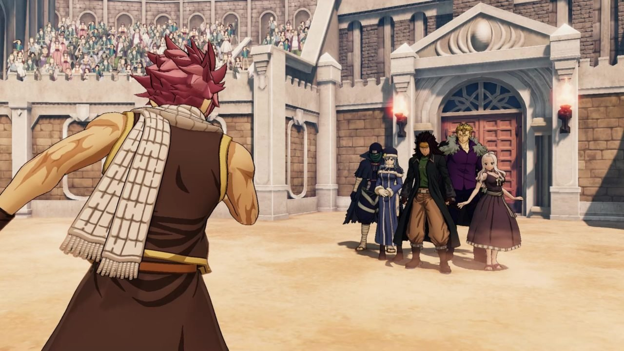 Fairy Tail (Pc) Review