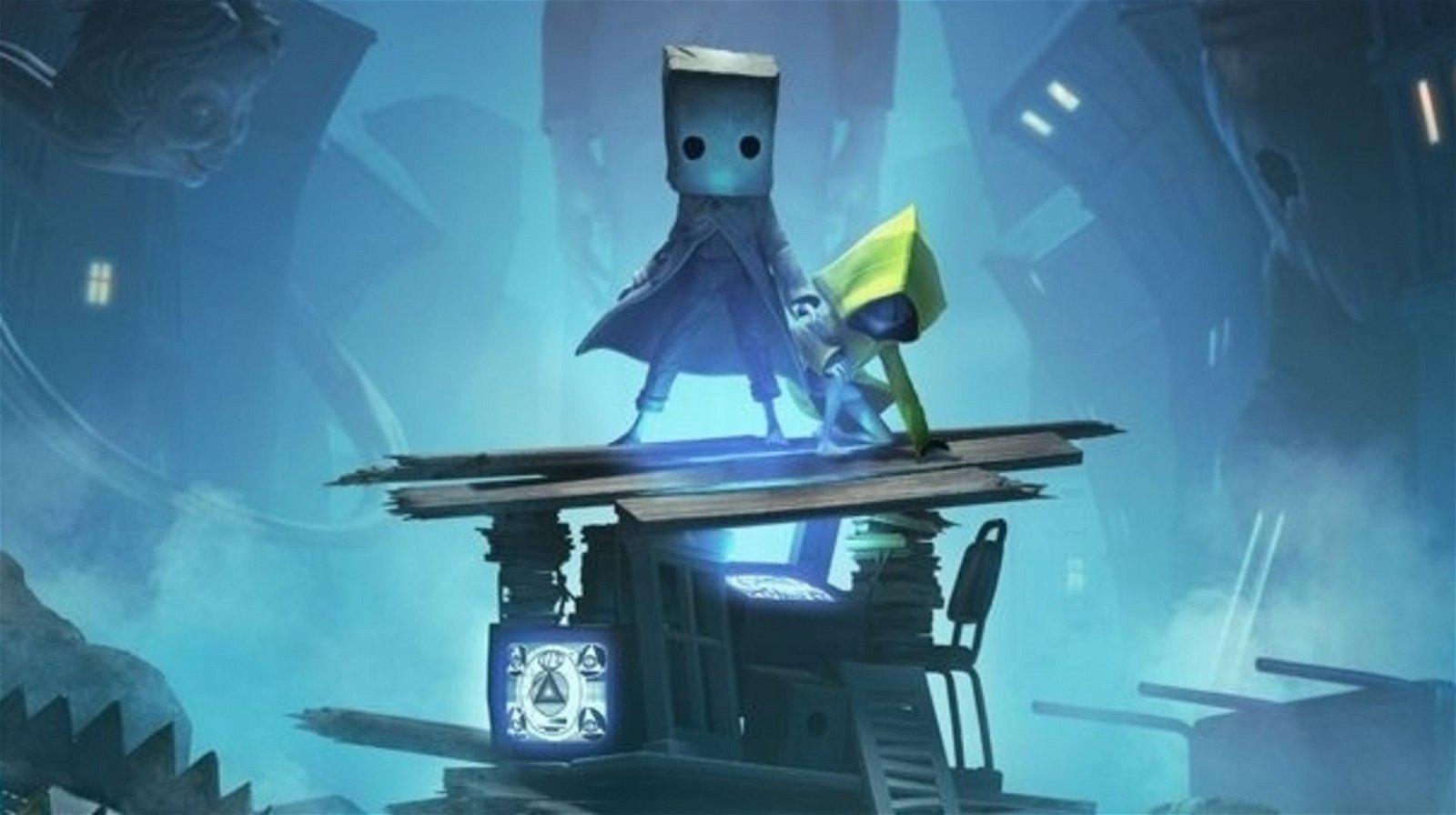 Little Nightmares 2 Gameplay Shown at Gamescom 2020 1