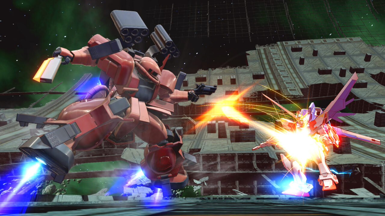 Mobile Suit Gundam Extreme Vs. Maxiboost On (Ps4) Review 1