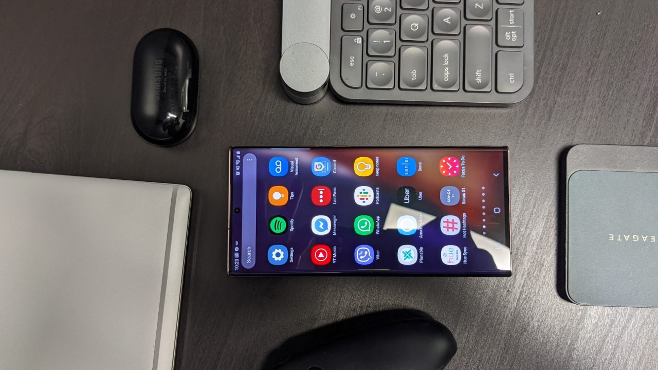 Samsung Note 20 Ultra Review 18