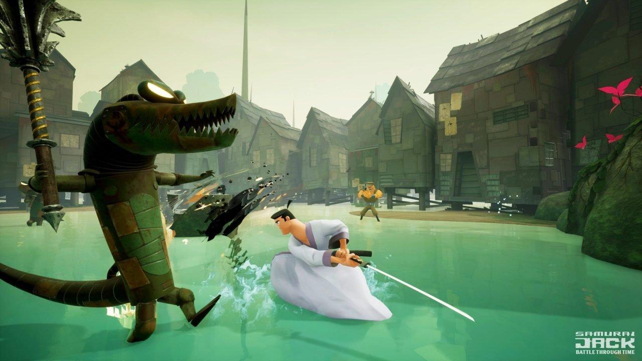 Samurai Jack: Battle Through Time Review 1