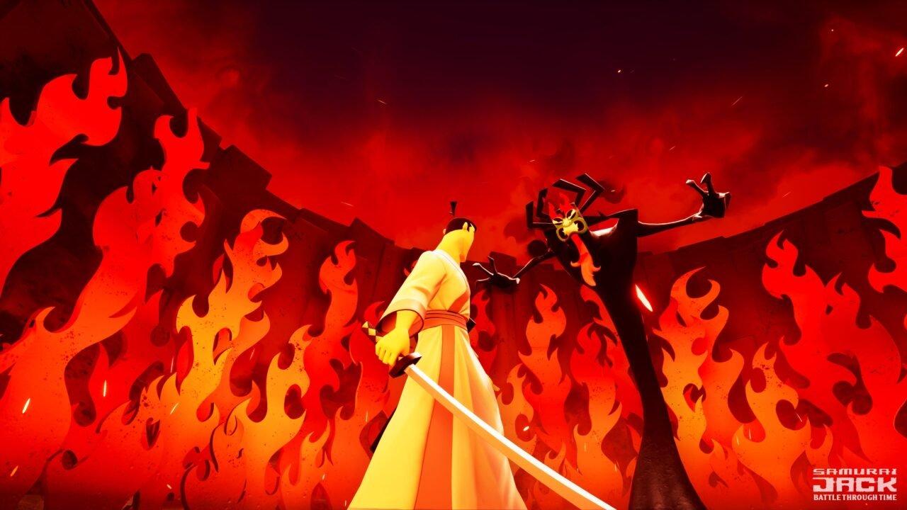 Samurai Jack: Battle Through Time Review 6
