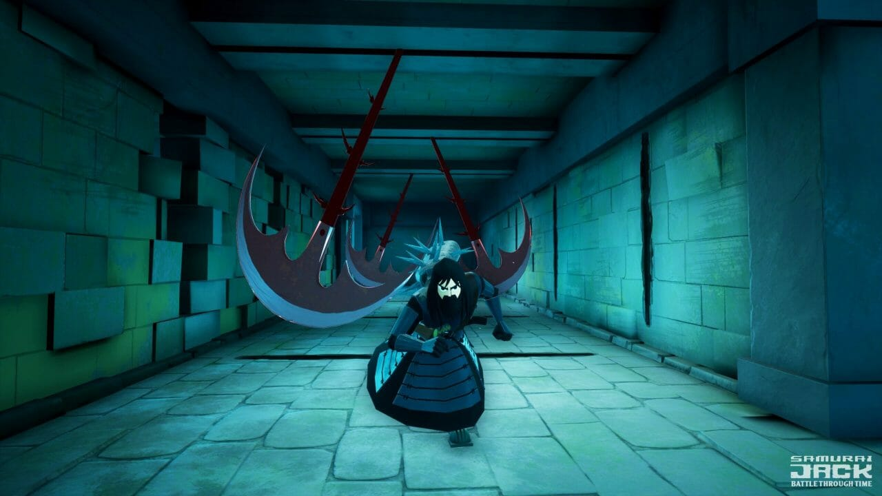 Samurai Jack: Battle Through Time Review 3