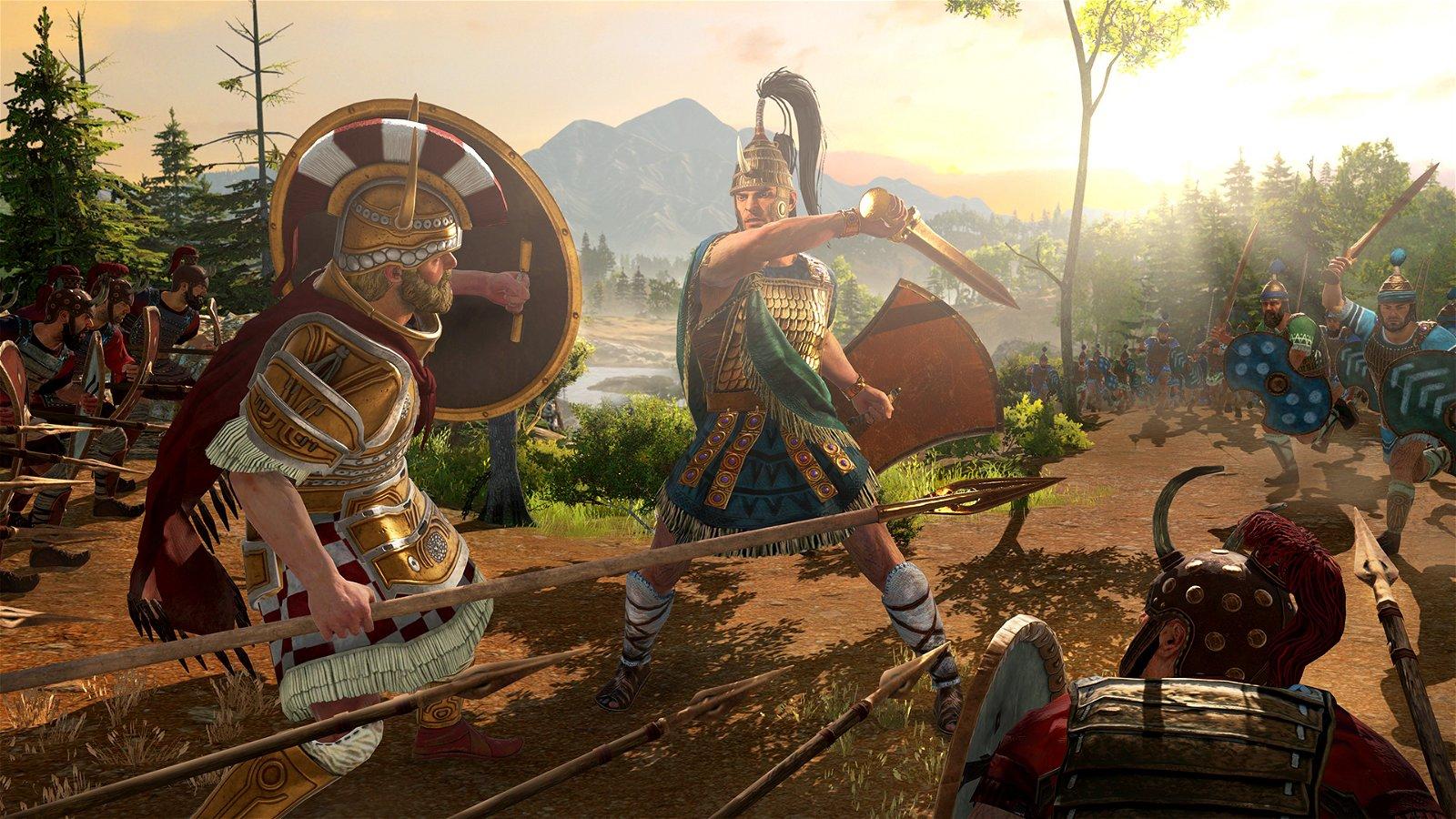 Total War Saga: Troy Review 1