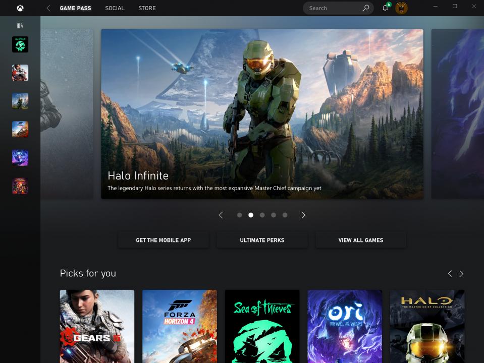 Xbox Series X Home Menu And Store Ui Revealed 11